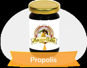 Anzer Ballıköyü Kooperatifi - Propolis Katı 100 gr % 95 lik. exrakt